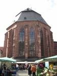 Ghost Chuch in Heidelberg