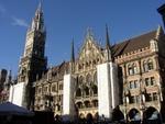 Neues Rathaus (City Hall) Marienplatz