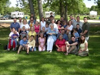 Highlight for Album: Nanna's 85th Birthday (Jun 2003)
